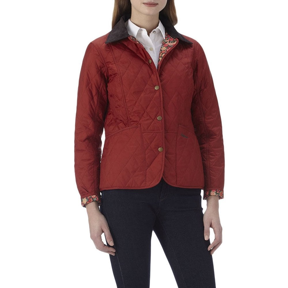 ba5ea976ebaa Barbour Eliza Summer Liddesdale Quilted Jacket - Clothing from ...